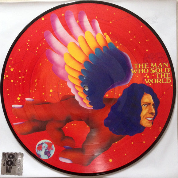David Bowie - The Man Who Sold the World - LP (Pic Disc)