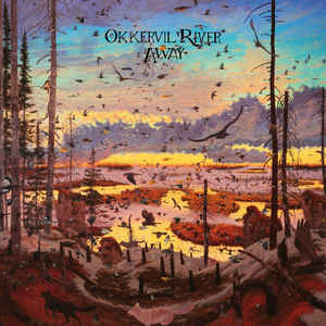 Okkervil River - Away - CD