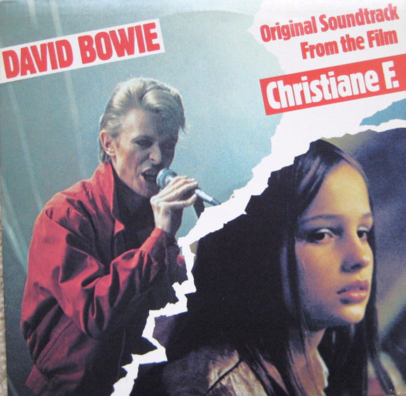 David Bowie - Christiane F. OST - LP
