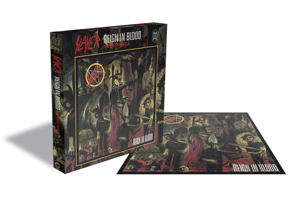 Slayer - Reign In Blood - Puzzle