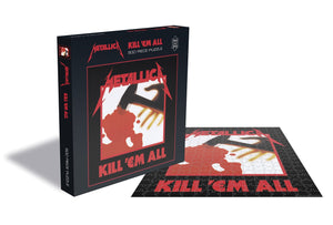 Metallica - Kill 'Em All - Puzzle