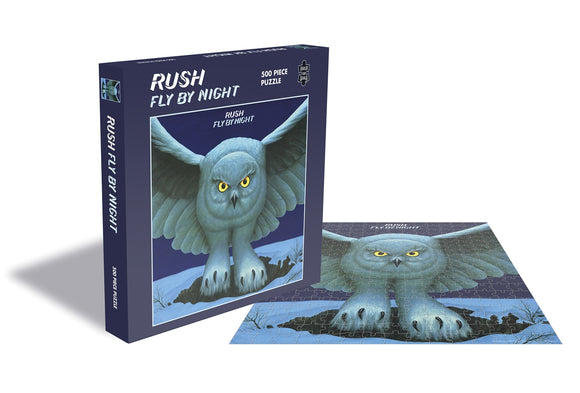 Rush - Fly By Night - Puzzle