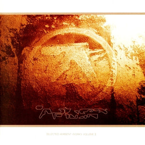 Aphex Twin - Selected Ambient Works Volume II 3 LP
