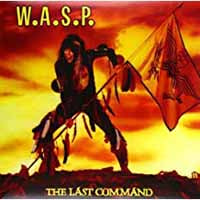 WASP - The Last Command - LP