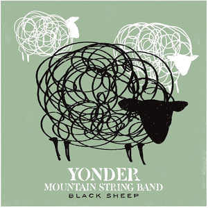 Yonder Mountain String Band - Black Sheep - CD