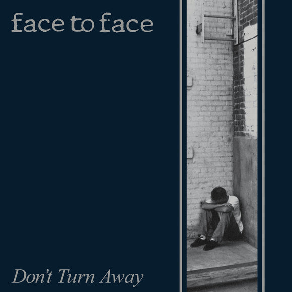 Face to Face - Don't Turn Away - LP