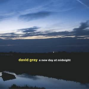 David Gray - A New Day At Midnight - USED CD