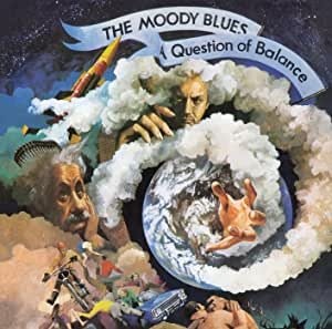 The Moody Blues - A Question Of Balance - CD