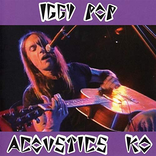 Iggy Pop - Acoustic KO - CD/DVD