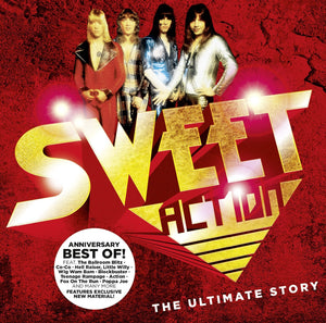 Sweet - Action The Ultimate Story - 2CD