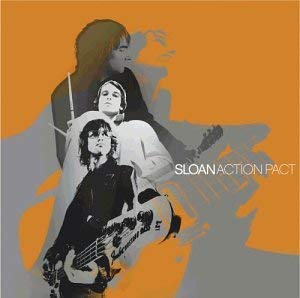 Sloan - Action Pact - CD