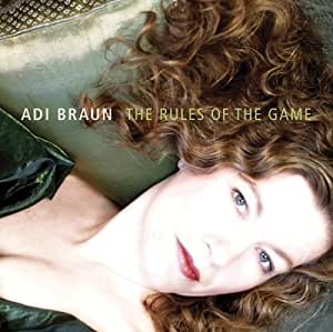 Adi Braun - The Rules Of The Game - CD