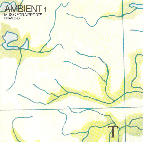 Brian Eno - Ambient 1 Music For Airports - CD
