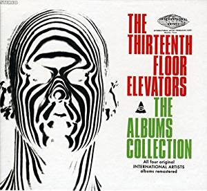 13th Floor Elevators - The Albums Collection - 4CD