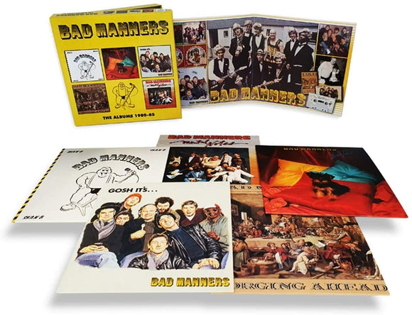 Bad Manners - The Albums 1980-85 - 5CD
