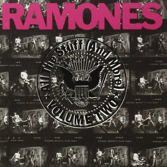 Ramones - All The Stuff (And More) Volume Two - CD