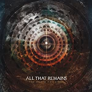 All That Remains - The Order Of Things - CD