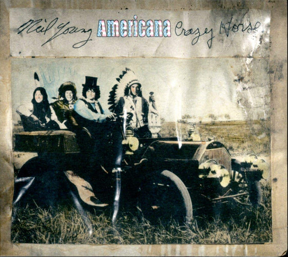 Neil Young -Americana CD