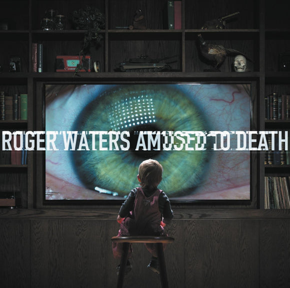 Roger Waters - Amused To Death 2015 Remaster CD