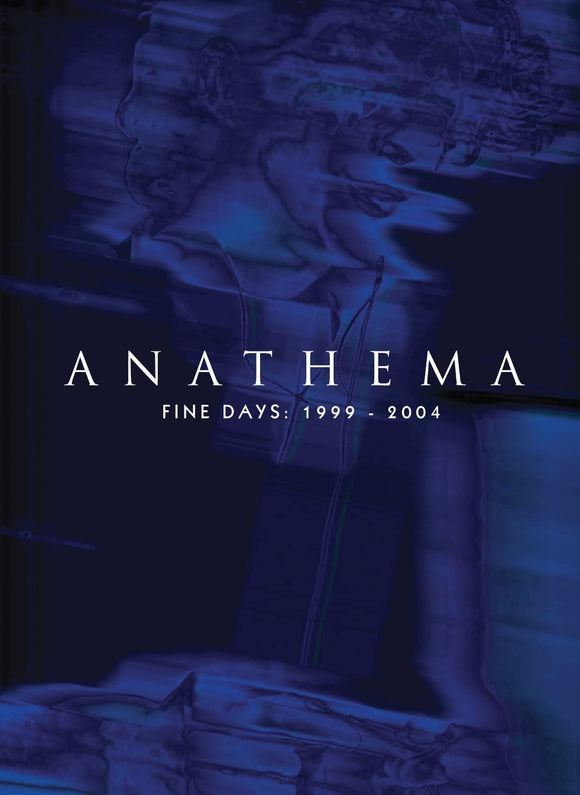 Anathema - Fine Days 1999 - 2004 - 3CD/DVD