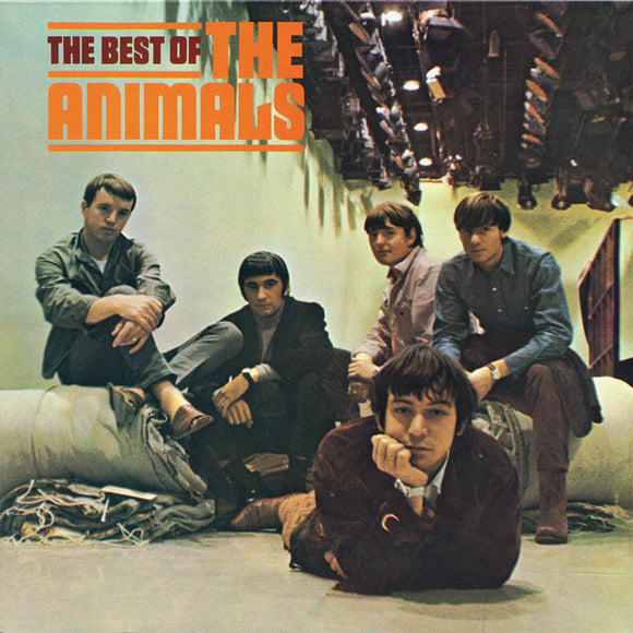 The Animals ‎– The Best Of - LP