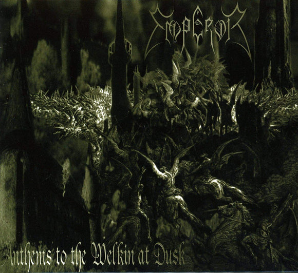 Emperor - Anthems To The Welken At Dusk - CD
