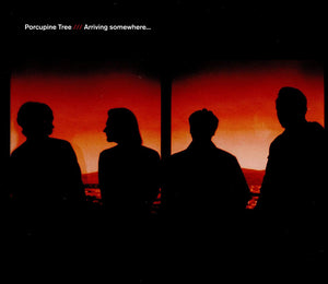 Porcupine Tree - Arriving Somewhere - 2CD/BLURAY