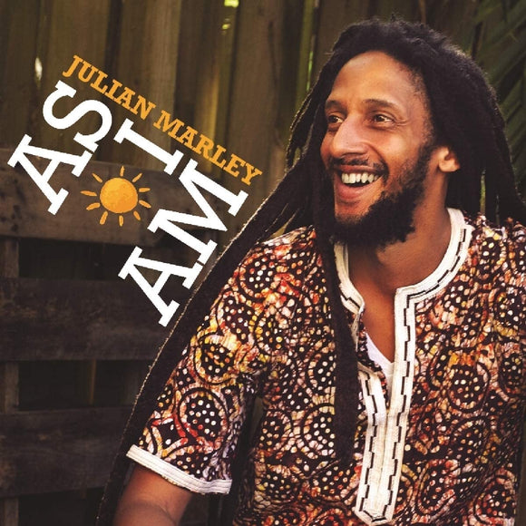 Julian Marley - As I Am - CD