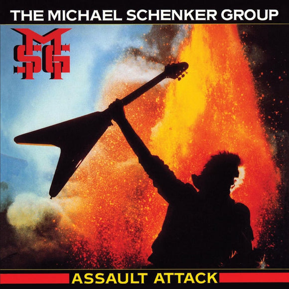 Michael Schenker Group - Assault Attack LP