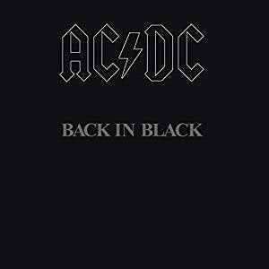 AC/DC - Back In Black - CD