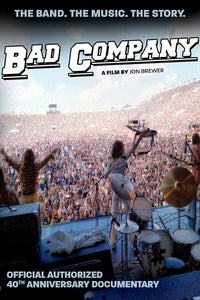 Bad Company - Official Authorized 40th Anniversary Documentary - DVD