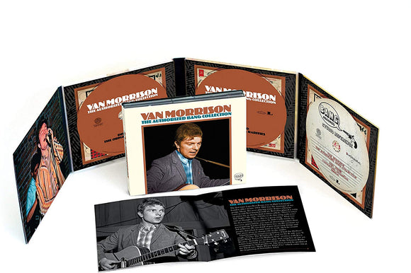 Van Morrison - The Authorized Bang Collection - 3CD