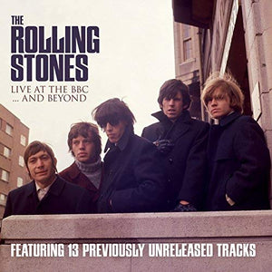 The Rolling Stones - Live At the BBC..and Beyond - CD