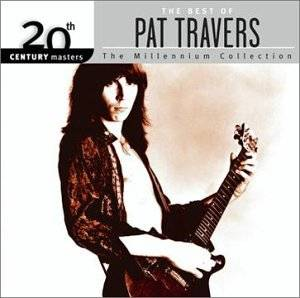 Pat Travers -20th Century Masters The Best Of -CD