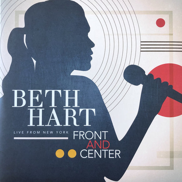 Beth Hart - Front And Center Live From New York - 2LP