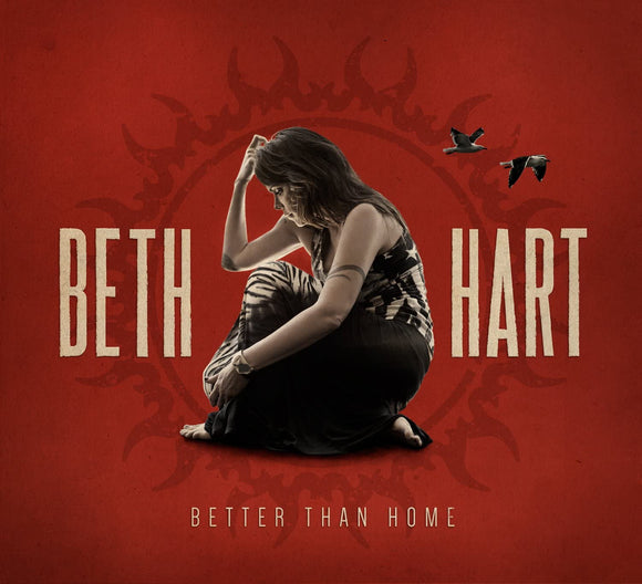 Beth Hart - Better Than Home - CD
