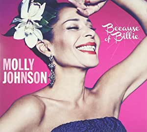 Molly Johnson - Because Of BIlie - CD