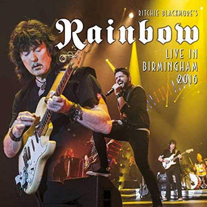 Rainbow - Live In Birmingham 2016 - 2CD