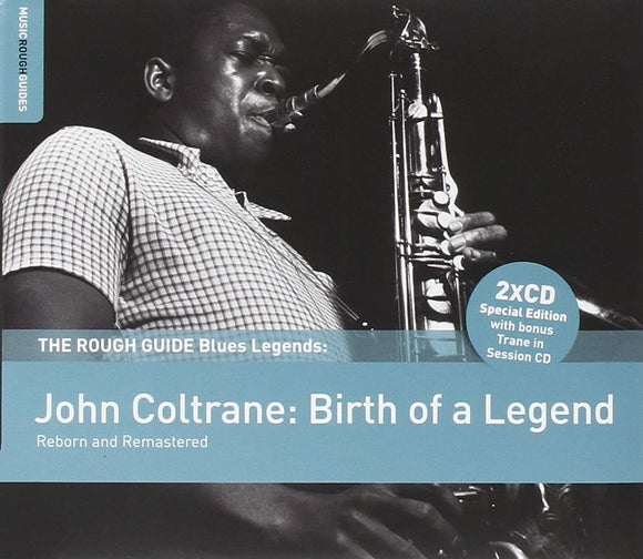 John Coltrane - Birth of A Legend - 2CD