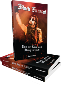 Martin Popoff - Black Funeral: Into the Coven with Mercyful Fate - Book