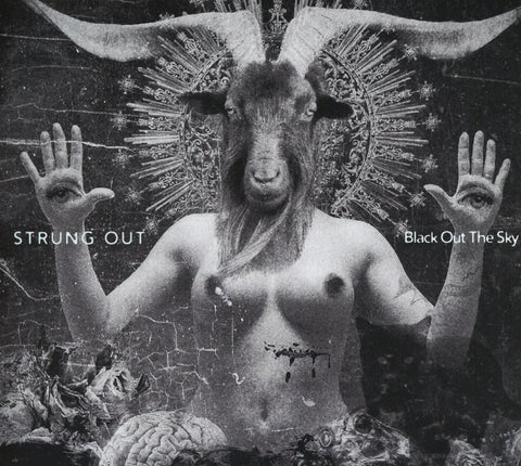 Strung Out - Black Out The Sky - CD