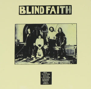 Blind Faith - s/t - CD