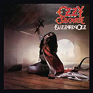 Ozzy Osbourne - Blizzard Of Ozz - LP