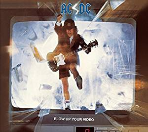 AC/DC - Blow Up Your Video - LP