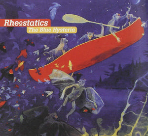 Rheostatics - The Blue Hysteria - CD