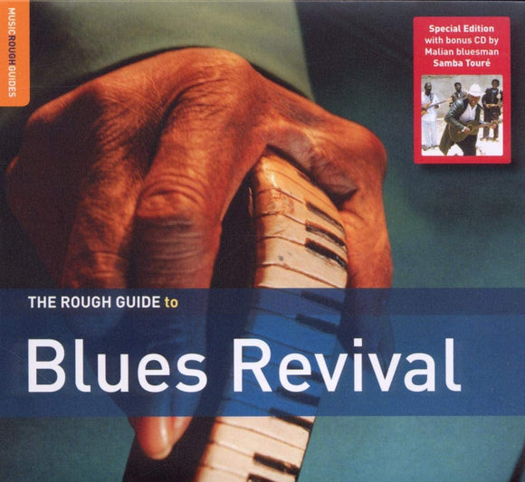 Various Artists - The Rough Guide To Blues Revival - 2CD
