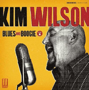 Kim WIlson - Blues And Boogie Vol 1 - CD