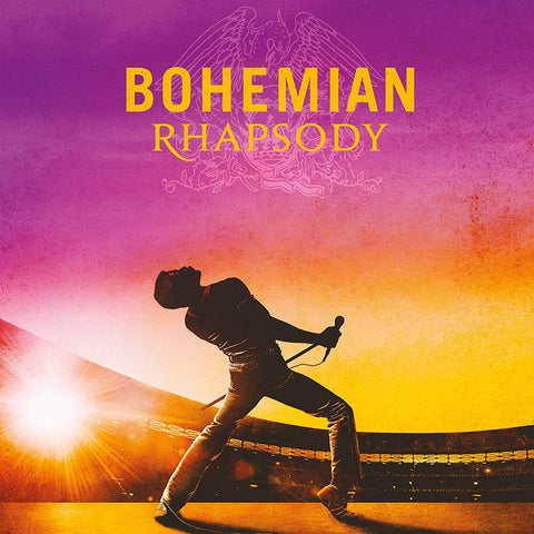 Bohemian Rhapsody - Soundtrack - 2 LPs