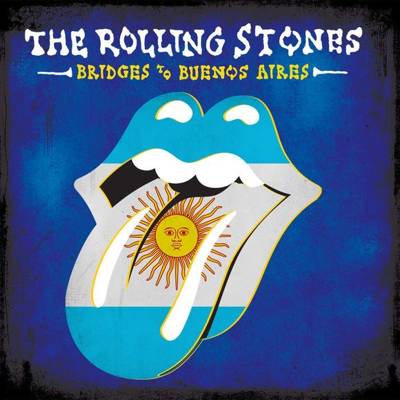 The Rolling Stones - Bridges to Buenos Aires - 2CD/DVD