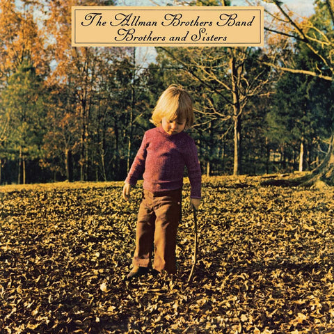 The Allman Brothers Band - Brothers and Sisters LP